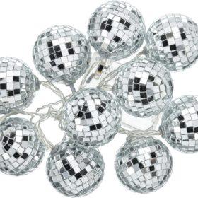 Glitterati - disco ball lights