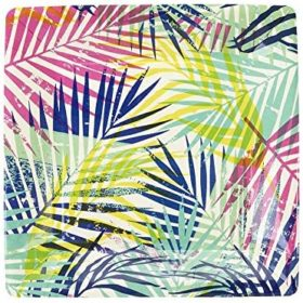 Tropical Fiesta - paper plates 12stk