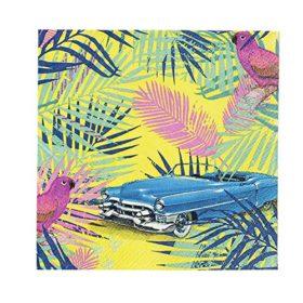 Tropical Fiesta -  napkin 20stk