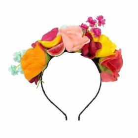 Tropical Fiesta - floral headdress
