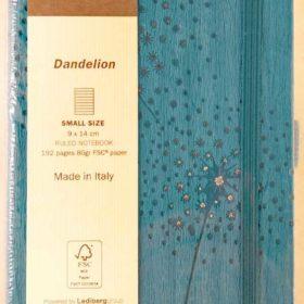 Ivory 90x140 dandelion turkis