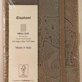 Ivory 90x140 elephant grey
