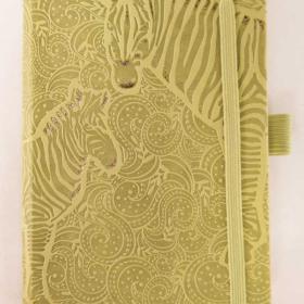 Ivory 90x140 zebra lime
