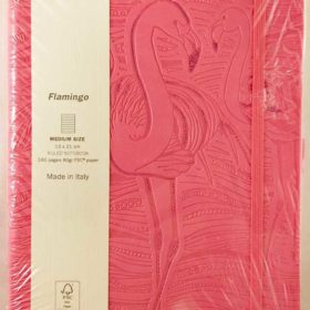 Ivory 130x210 flamingo pink