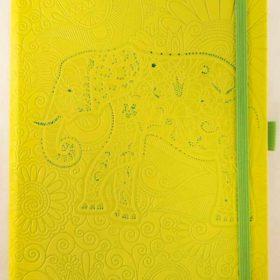 Ivory 130x210 elephant lime