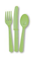 bestikk lime green