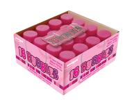 pink glitz bubbels