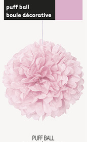 puff decor lovely pink