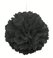 puff decor black