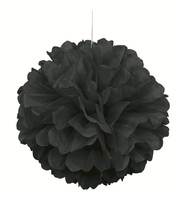 puff decor black