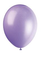 Ballonger 10pk lilac lavender