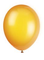 Ballonger 10pk orange