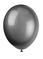 Ballonger 10pk - sort