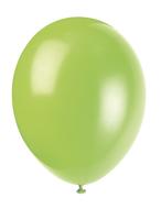 Ballonger 10pk lime
