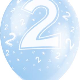 Ballonger 5pk 2år