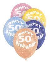 Ballonger 5pk 50år