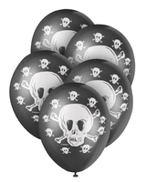 Ballonger 5pk jolly roger