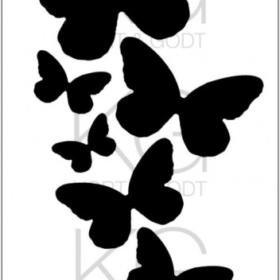 Die 114 sommerfugler