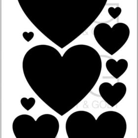 Die 116 hjerter