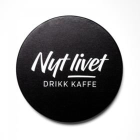 Drikkebrikke - ..drikk kaffe