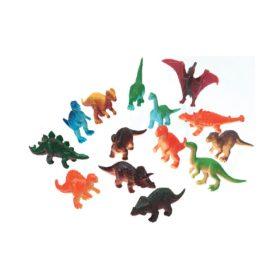 Mini dinosaurs 14stk
