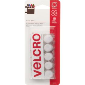 Velcro sticky coin
