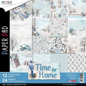 Ciao Bella Paper Pack 12×12″ - Time For Home
