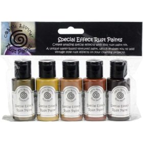 Cosmic Shimmer Special Effects Paint Kit Rust