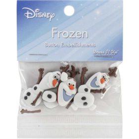 Motivknapper Frozen