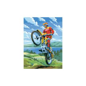 PaintByNr - motocross