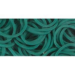 loom mini bands 300/pkg torquoise