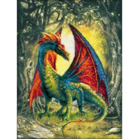 broderi forest dragon
