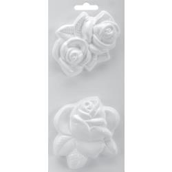 Såpeform liten rose