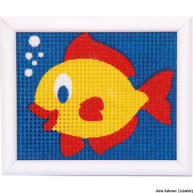 Broderisett - fish