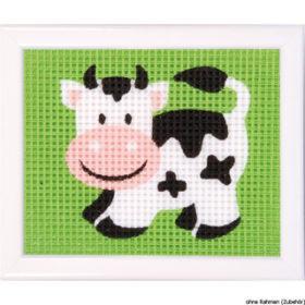 Broderisett - cow