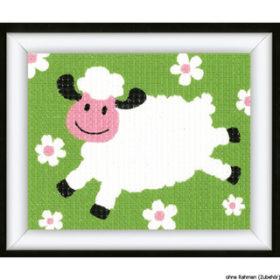 Broderisett - sheep
