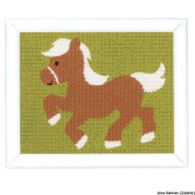 Broderisett - pony