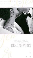 Dobbelt kort - bryllup