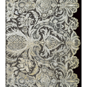 Paperblanks Ivory Lace M unlined
