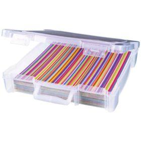 "ArtBin essentials 12""box clear"