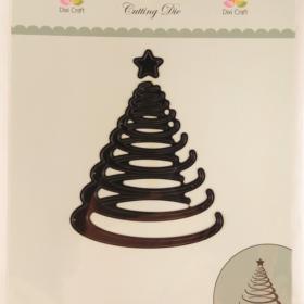 DC Dies - spiral christmas tree