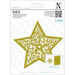 Dies - filigree cristmas star