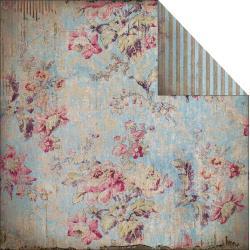 "12"" Paper - heritage floral"