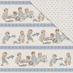 "12"" paper - boys playtime"