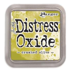 Distress oxide - Crushed Olive