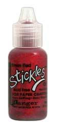 Stickles Glitterglue, Christmas Red
