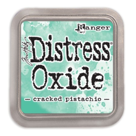 Distress oxide - craked pistachio