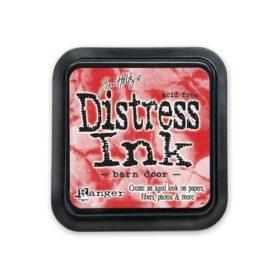 Distress ink Barn Door