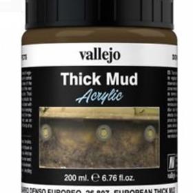 Vallejo European Mud 200ml