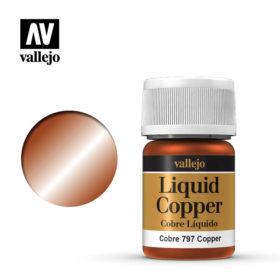Vallejo Liquid Copper - copper